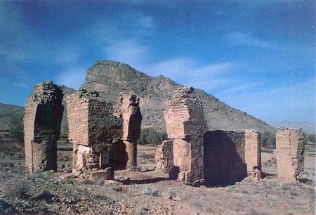 Image result for عکس آتشکده محلات