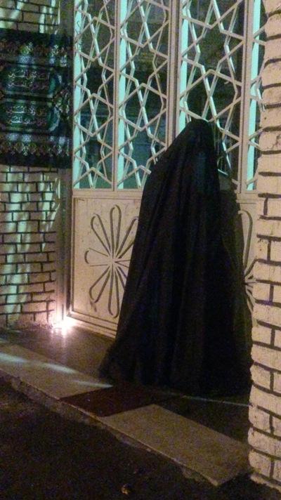 خرافه دق الباب مساجد در شب اول ماه ربیع در محلات